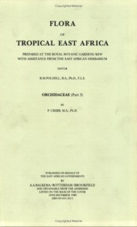 Flora of Tropical East Africa - Orchidaceae V3 (1989) - P. Cribb