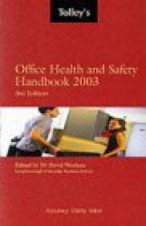 Tolley's Office Health And Safety Handbook - David Wenham, Deborah Walker
