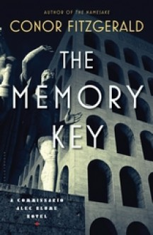 The Memory Key - Conor Fitzgerald