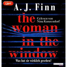 The Woman in the Window - Was hat sie wirklich gesehen? - Nina Kunzendorf,James Finn Garner,Christoph Göhler