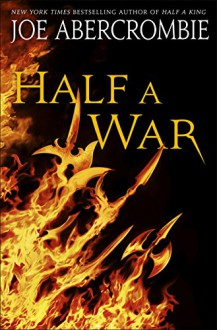 Half a War (Shattered Sea) - Joe Abercrombie