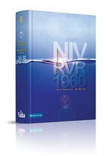 Rvr 1960/Niv Biblia Bilingüe, Tapa Dura (Spanish Edition) - Vida Publishers