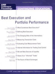 Best Execution And Portfolio Performance - Gene A. Gohlke, Wayne H. Wagner, Joanne M. Hill