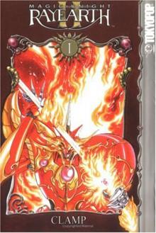 Magic Knight Rayearth II, Vol. 01 - CLAMP