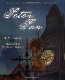 Peter Pan - J.M. Barrie,Michael Hague