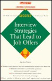 Interview Strategies That Lead to Job Offers - Marilyn Pincus