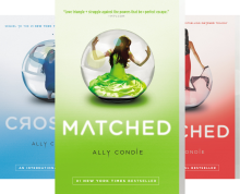 Matched (3 Book Series) - Ally Condie