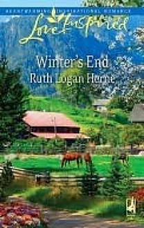 Winter's End (Steeple Hill Love Inspired (Large Print)) - Ruth Logan Herne
