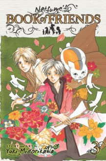 Natsume's Book of Friends, Vol. 3 - Lillian Olsen, Yuki Midorikawa