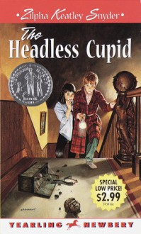 The Headless Cupid - Zilpha Keatley Snyder, Alton Raible