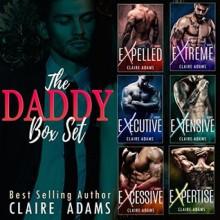 The Daddy Box Set - Dena & Clark, Claire Adams