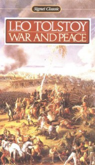 War and Peace (Signet Classics) by Tolstoy, Leo (1968) Mass Market Paperback - Leo Tolstoy