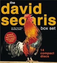 David Sedaris - 14 CD Boxed Set - David Sedaris