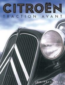 Citroen Traction Avant - Jon Pressnell