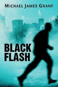 Black Flash - Michael James Grant