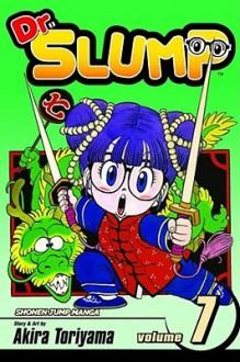 Dr. Slump, Bd.7, Mein Klopapier - Akira Toriyama