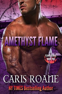 Amethyst Flame (The Flame Series Book 2) - Caris Roane
