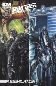 Star Trek: The Next Generation / Doctor Who: Assimilation2, Volume 2 - Scott Tipton, David Tipton, Tony Lee, J.K. Woodward