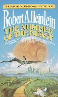 The Number of the Beast (Audio) - Robert A. Heinlein