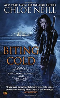 Biting Cold - Chloe Neill