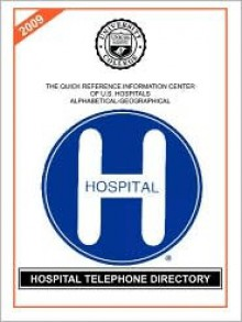 Hospital Telephone Directory 2009 - Unicol, Lisa Alperin Rose