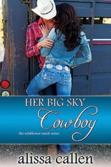 Her Big Sky Cowboy - Alissa Callen