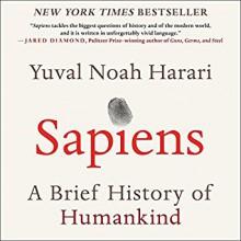 Sapiens: A Brief History of Humankind - Derek Perkins,Yuval Noah Harari,Random House Audiobooks