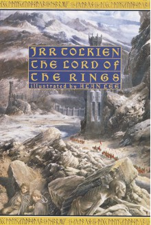 The Lord of the Rings - Alan Lee, J.R.R. Tolkien
