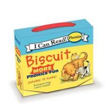 Biscuit More Phonics Fun - Alyssa Satin Capucilli, Pat Schories