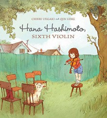 Hana Hashimoto, Sixth Violin - Chieri Uegaki, Qin Leng