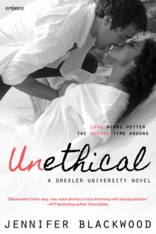 Unethical - Jennifer Blackwood