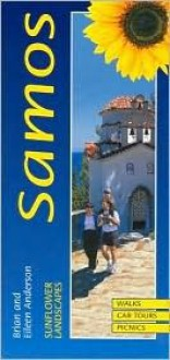 Landscapes of Samos: a countryside guide (Landscapes) (Landscapes) - Brian Anderson, Eileen Anderson