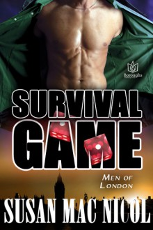Survival Game (Men of London Book 9) - Susan Mac Nicol