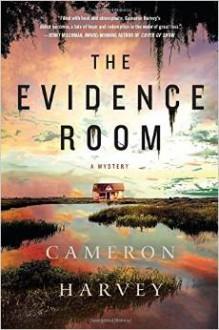 The Evidence Room: A Mystery - Cameron Harvey