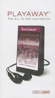 Agatha Raisin and the Quiche of Death - M.C. Beaton, Penelope Keith