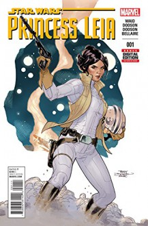 Star Wars Princess Leia #1 (First Printing; Marvel 2015) - Mark Waid,Kieron Gillen