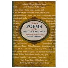 The Best Poems of the English Language - Alissa Heyman
