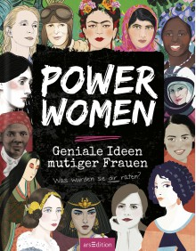 Power Women - Geniale Ideen mutiger Frauen: Was würden sie dir raten? - Andreas Jäger