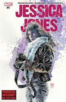 Jessica Jones (2016-) #4 - Brian Michael Bendis,Michael Gaydos,David W. Mack