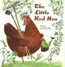 The Little Red Hen Big Book - Paul Galdone