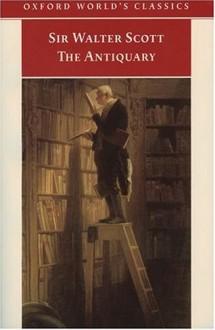 The Antiquary - Walter Scott, Nicola J. Watson