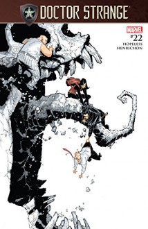 Doctor Strange (2015-) #22 - Dennis Hopeless,Niko Henrichon,Chris Bachalo