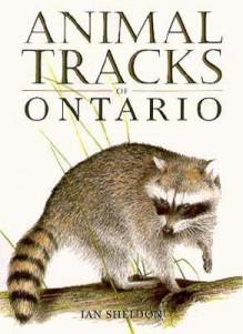 Animal Tracks of Ontario and the Great Lakes Region - Ian Sheldon
