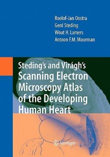 Steding's and Viragh's Scanning Electron Microscopy Atlas of the Developing Human Heart - Roelof-Jan Oostra, Gerd Steding, Wout H. Lamers, Antoon F. M. Moorman
