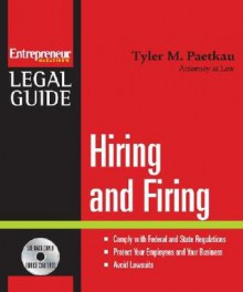 Hiring and Firing [With CDROM] - Tyler Paetkau