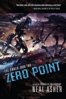 Zero Point - Neal Asher