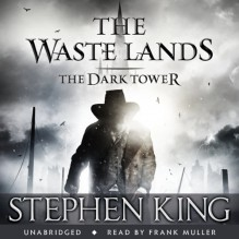 The Dark Tower III: The Waste Lands - Stephen King,Hodder & Stoughton UK,Frank Muller