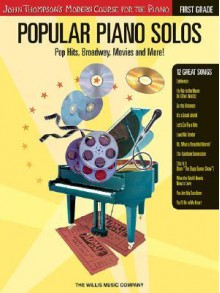 Popular Piano Solos, First Grade - Willis Music Company