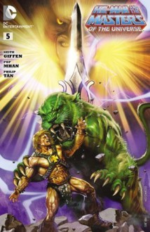 He-Man and the Masters of the Universe #5 - Keith Giffen, Philip Tan, Pop Mhan