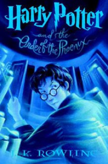 Harry Potter and the Order of the Phoenix - J.K. Rowling,Mary GrandPré